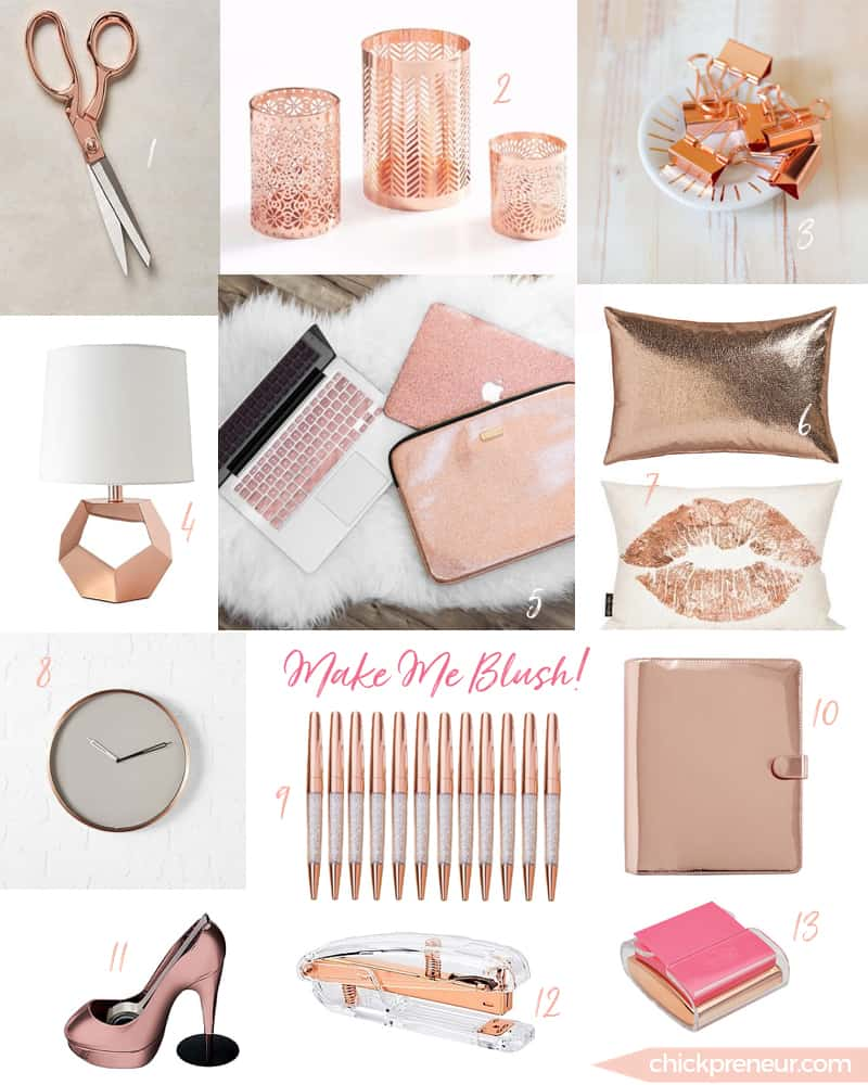 Rose Gold Is The Hottest Hue For Good Reason, Adding Warmth U0026  Sophistication To Anything It Graces. Add A Calming Effect To Your Daily  Grind U0026 Hustle With ...