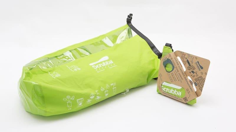 Scrubba Wash Bag Travel Clothing Washer Chickpreneur